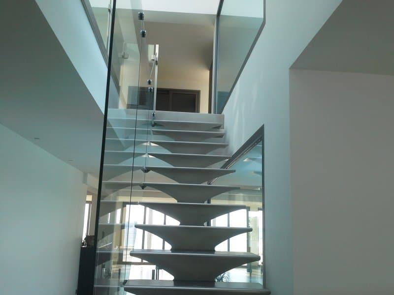 Escaliers Sur Mesure Gw Inox